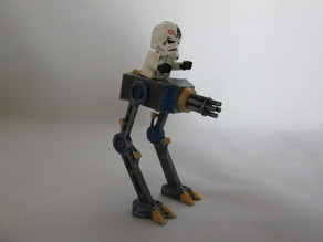 Lego Mini-Figure Mech