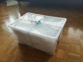 Box tightener
