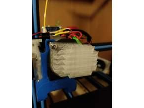 5015 Radial Fan Silencer / 5015 Radial Lüfter Schalldämpfer