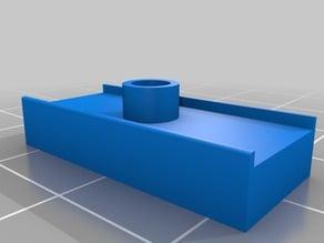 Filament tube guide stopper for Leapfrog Creatr