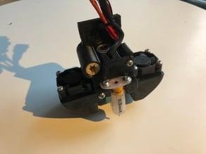 xBot-Medium Carriage for E3Dv6 (UM2/3 compatible)