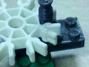 Lego to Knex adapter
