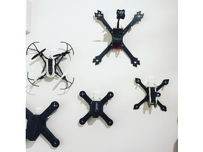 Wall Mount for Drone