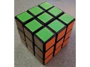 Rubik's Cube Remixed
