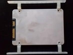 """2.5"""" HDD to 3.5"""" HDD bay split adaptor"""