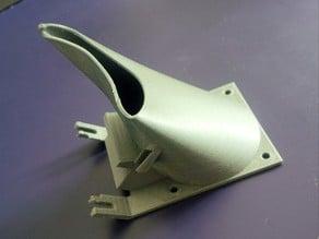 Ultimaker Left Fan Duct Mod 2