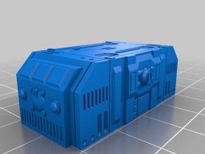 Unobtainium Container