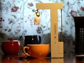 Tea Gallows with Eagle PCB