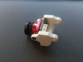 Micro Camera Mount (Micro-Mini adapter)