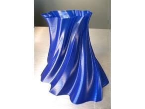 Wave Inspired Pencil Holder / Vase Mode