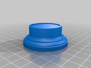 Miniature base plinth for 25, 32, 40 & 50mm bases