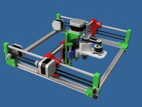 Máquina CNC fresador PCB / Laser