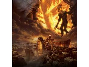 Oddworld: Soulstorm - Artwork Lithophane