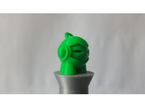 Marvin stand for Benchy Photo Studio