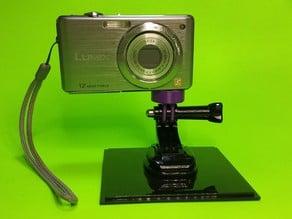 Camera to GoPro Adapter