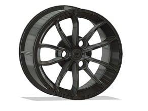 LEGO Technic 42056 Porsche GT3 RS Wheel