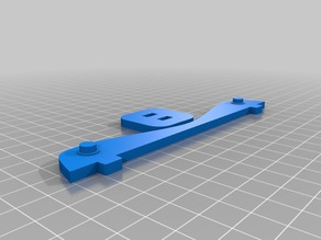 Spool support using 696Z bearing - snap-fit design