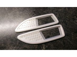 Opel, Chevrolet Indicator Light Frame, Astra H