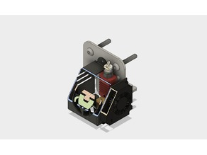 Creality CR-10 Extruder Carrier