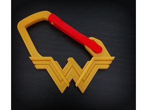 Wonder Woman Flex door Carabiner