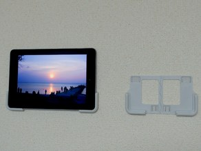 iPad mini 4 Wall Mount with Stapler