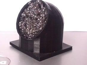 Inox Pad holder for soldering iron