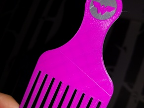 Wonder Woman Comb