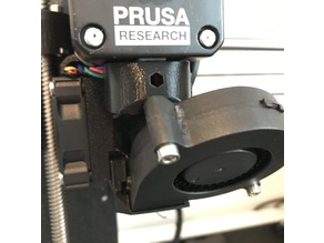 Prusa Fan Upper Bracket MK3S