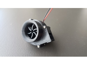40mm Centrifugal Fan