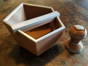 Knock Box and Tamper