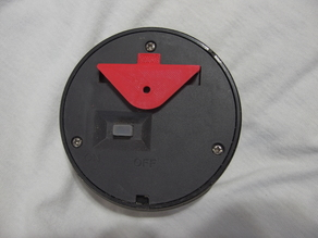 Replacement Bracket for Step Mounted Solar Lights