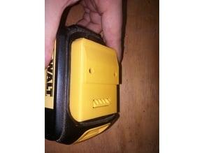 DeWALT 20v MAX Battery Cover (Mountable)
