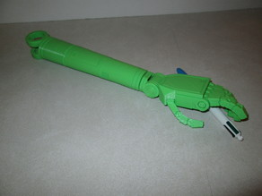 K2SO inspired Forearm for use with K2SO hand