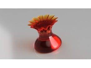 My Wife's Watertight Vase