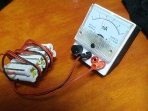tDCS - enclosure and electrode