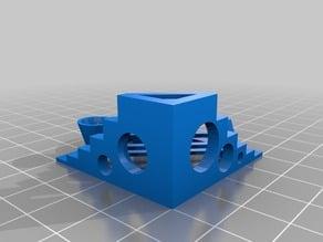 Printer calibration part
