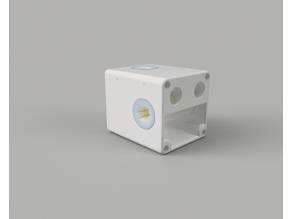 CL-260 / Ultimaker 2 Extruder 6mm Complete printed head with slide bearing and parts