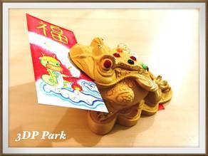 Money Toad ~ Jin Chan