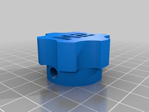 Makergear M2 Z-Axis Knob Rev. E