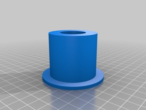 Spool Adapter 45x23mm for Prusa i3 Clone