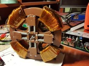 DC Through Coil Motor