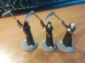 Grim reaper - rpg miniature