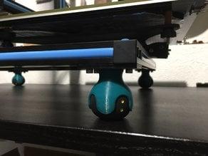 Squash Ball Vibration Isolation Foot - CR-10 Feet M4 SquashBall