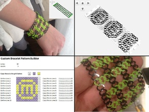 Customizable Chainlink Bracelet