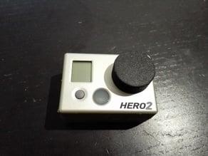 GoPro Hero 2 Lens Cap protection