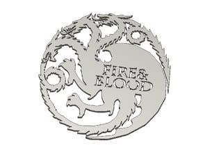 Targaryen Motto from Game of Thrones