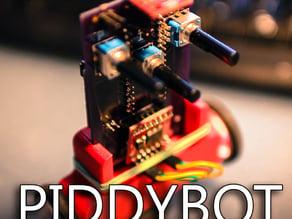 PIDDYBOT: A Self Balancing Teaching Tool