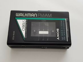 Sony Walkman WM-F22 Battery Cover