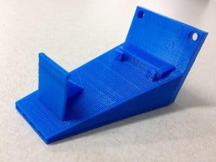 Rear-Mount Print Cooler for Ecksbot
