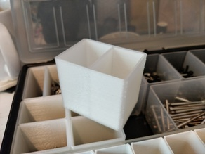 Raaco handy box split container